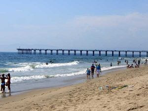 Hermosa Beach Landscape Photo
